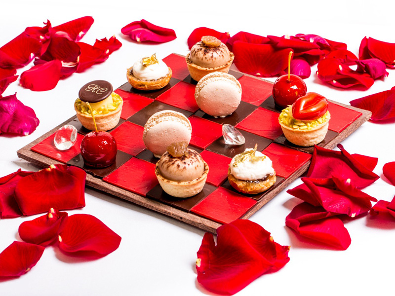 La Saint-Valentin, un instant so romantic !