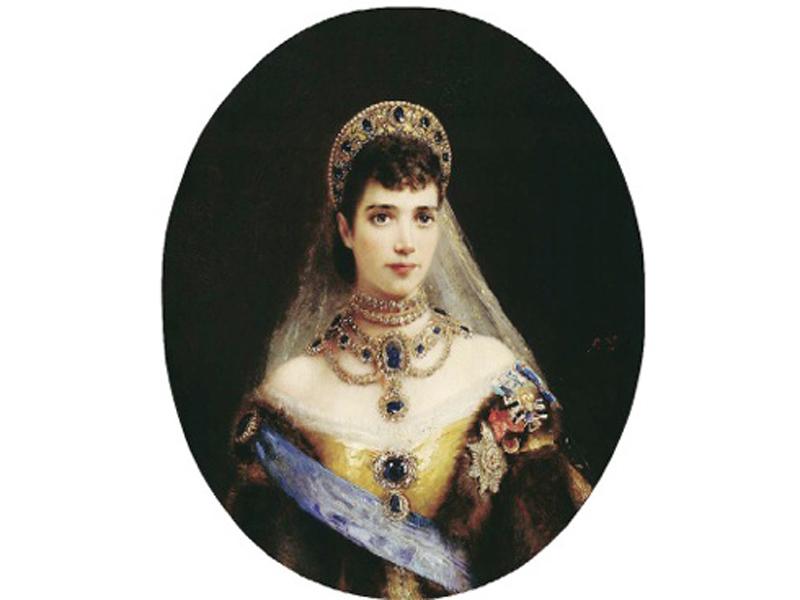 Cartier dévoile le célèbre saphir de la famille Romanov