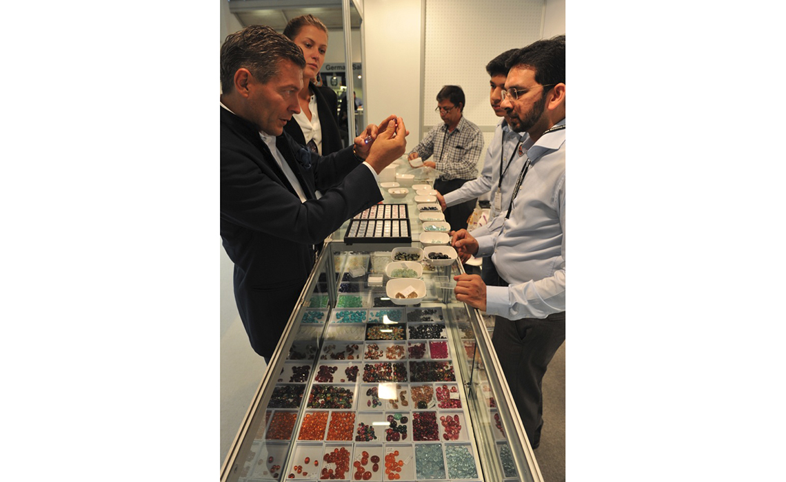 The Munich Show ouvre une section « Gemworld Professional »