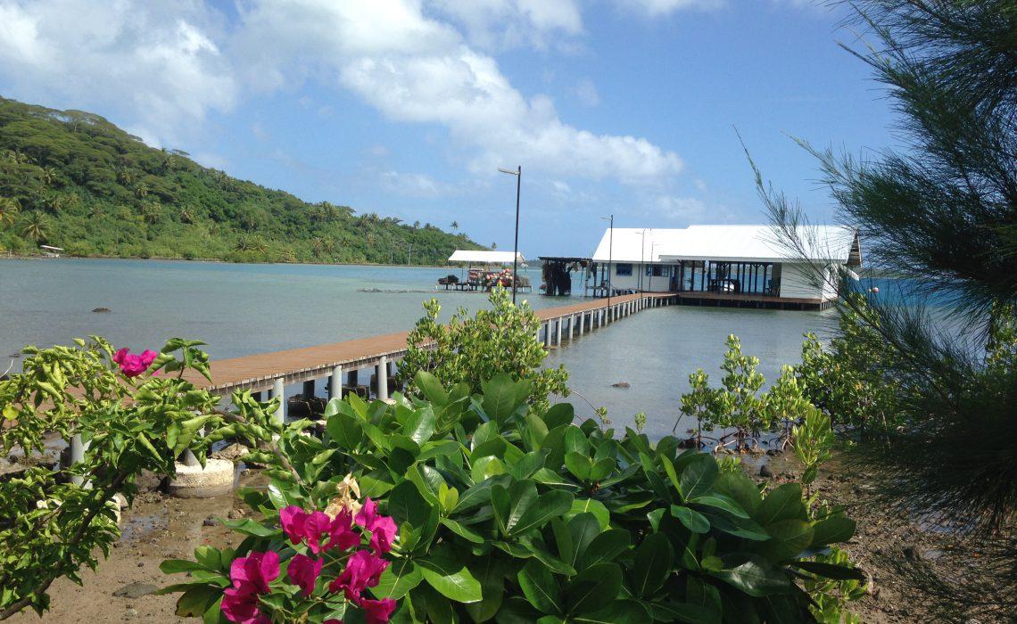 Study Tour à Tahiti