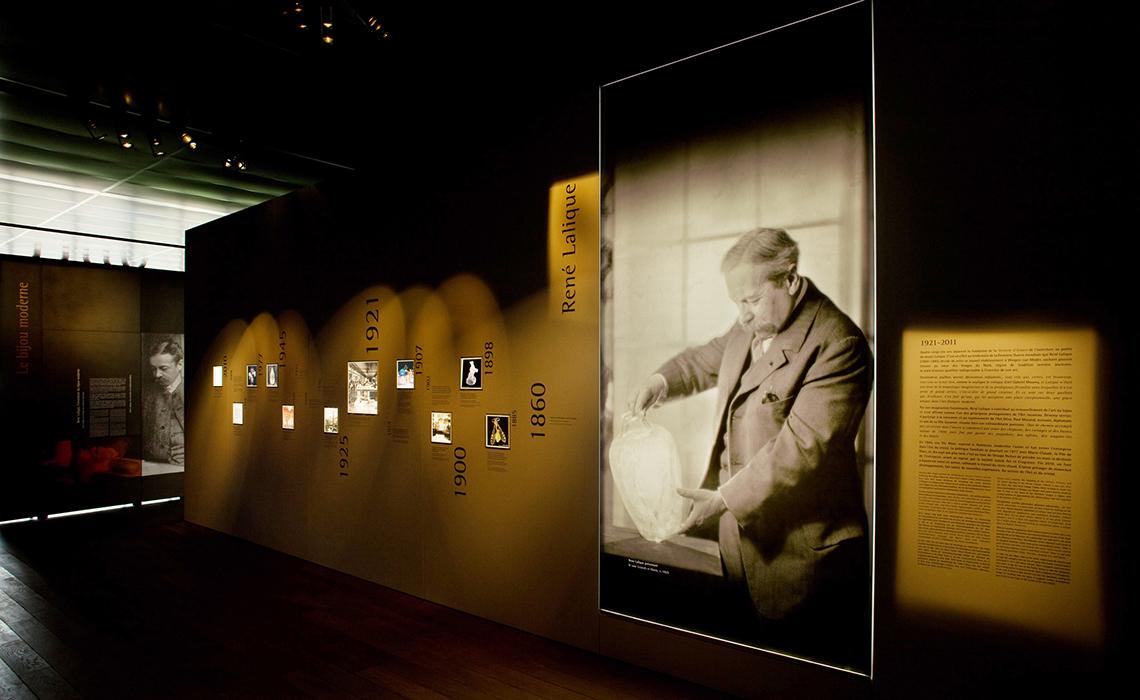 Lalique, L'art de la métamorphose