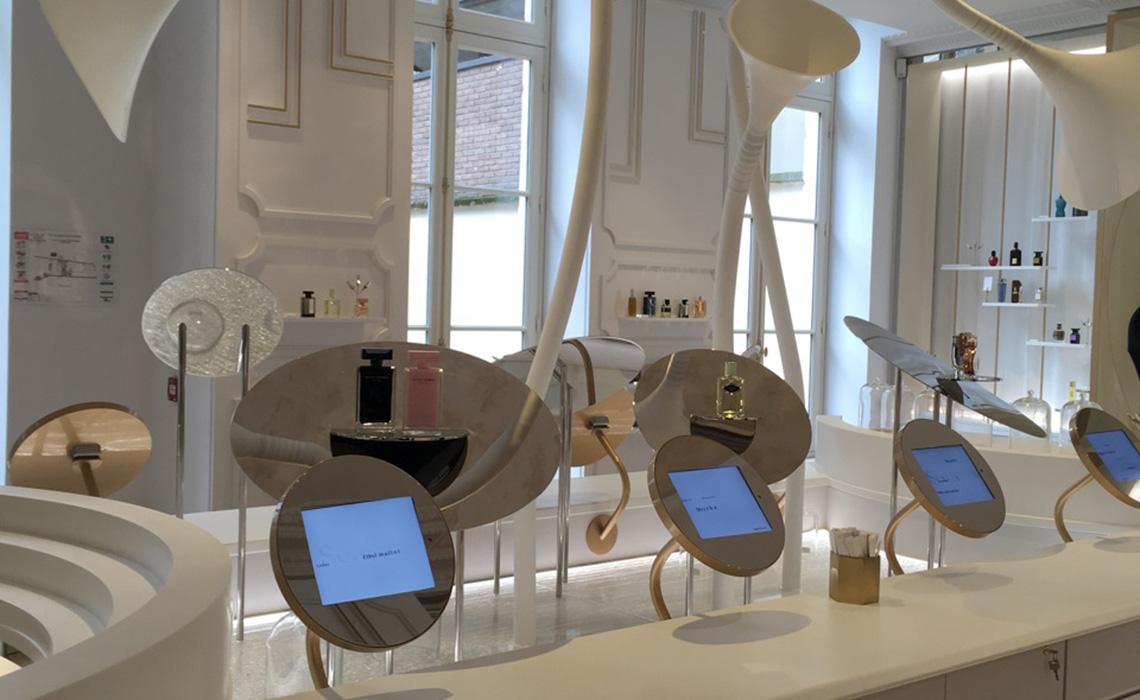 Le Grand Musée du Parfum, au cœur de la création olfactive