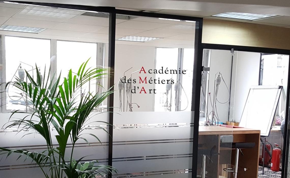 L'Académie des Métiers d'Art a le vent en poupe !