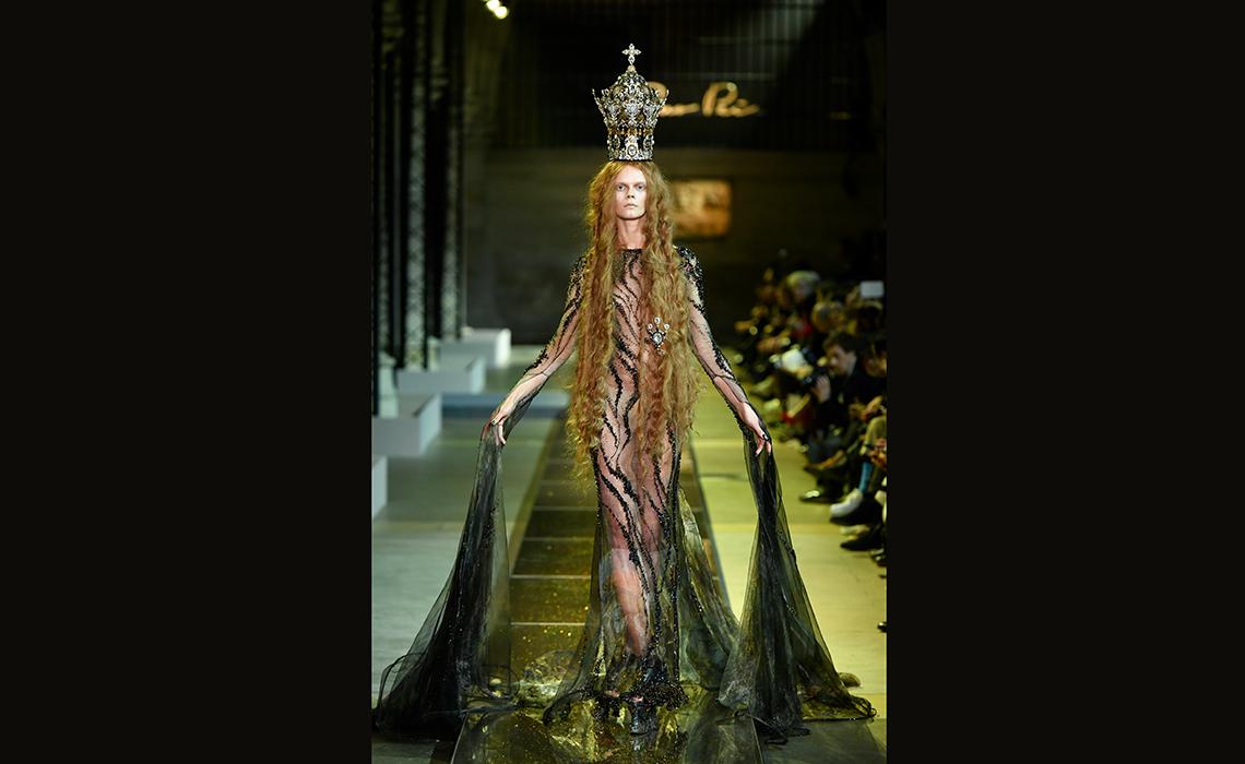 Contes et légendes dans la Haute Couture