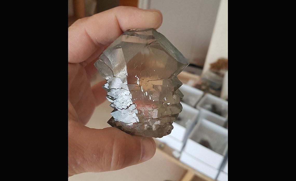 Sébastien Khayati, le chasseur de cristal