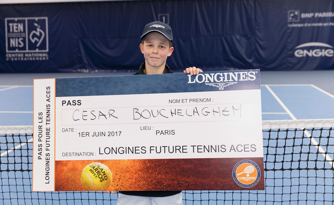 Longines Future Tennis Aces