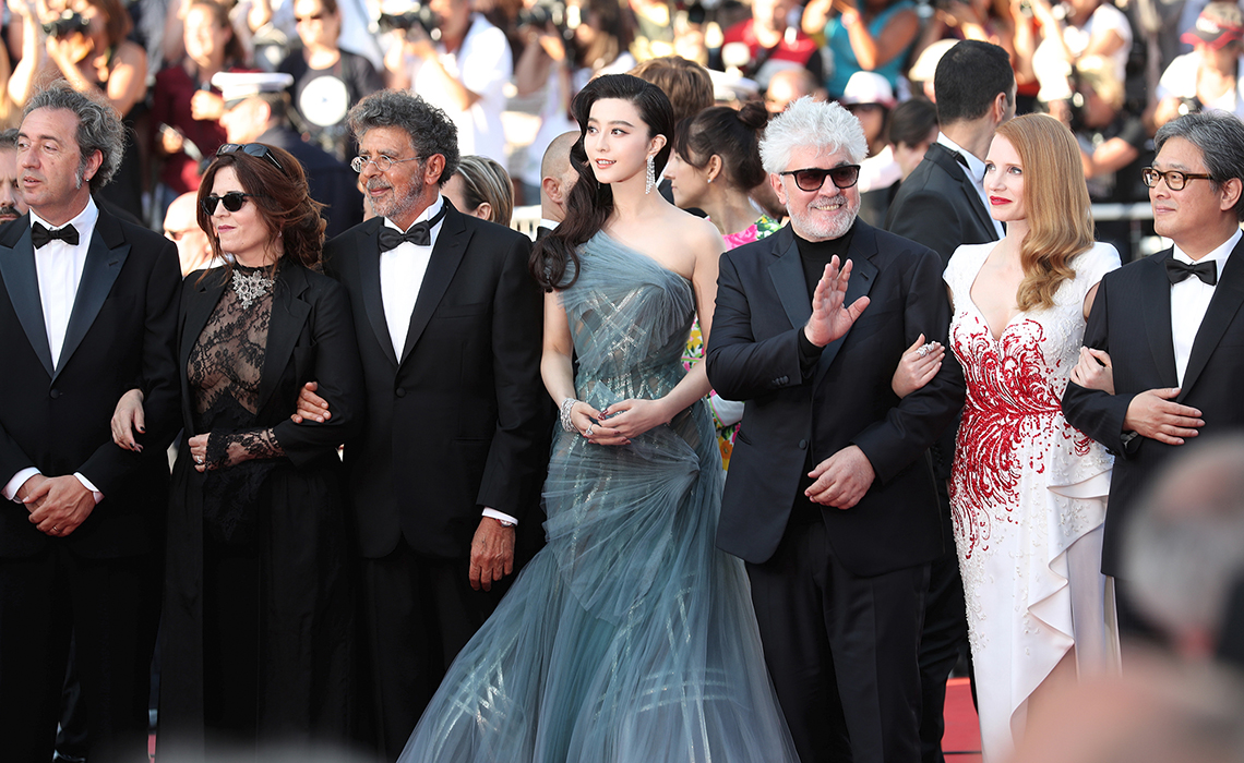 Red Carpet au 70ème Festival de Cannes