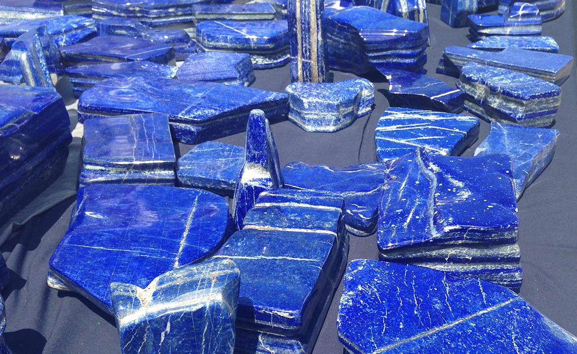 Le salon Mineral & Gem : au cœur de la planète !