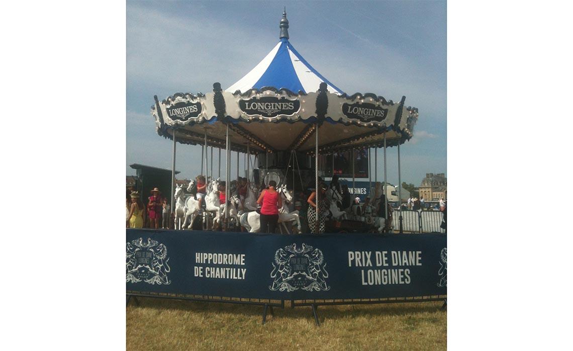 Du Prix de Diane Longines au Longines Paris Eiffel Jumping