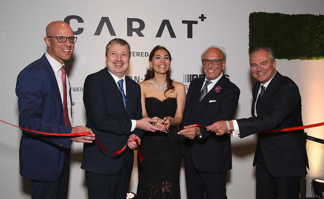 Le salon CARAT+ a un brillant avenir !