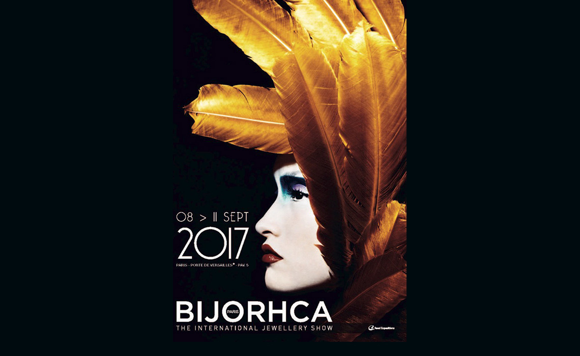 Le salon bijorhca paris est en marche guide joailliers - Salon paris septembre 2017 ...
