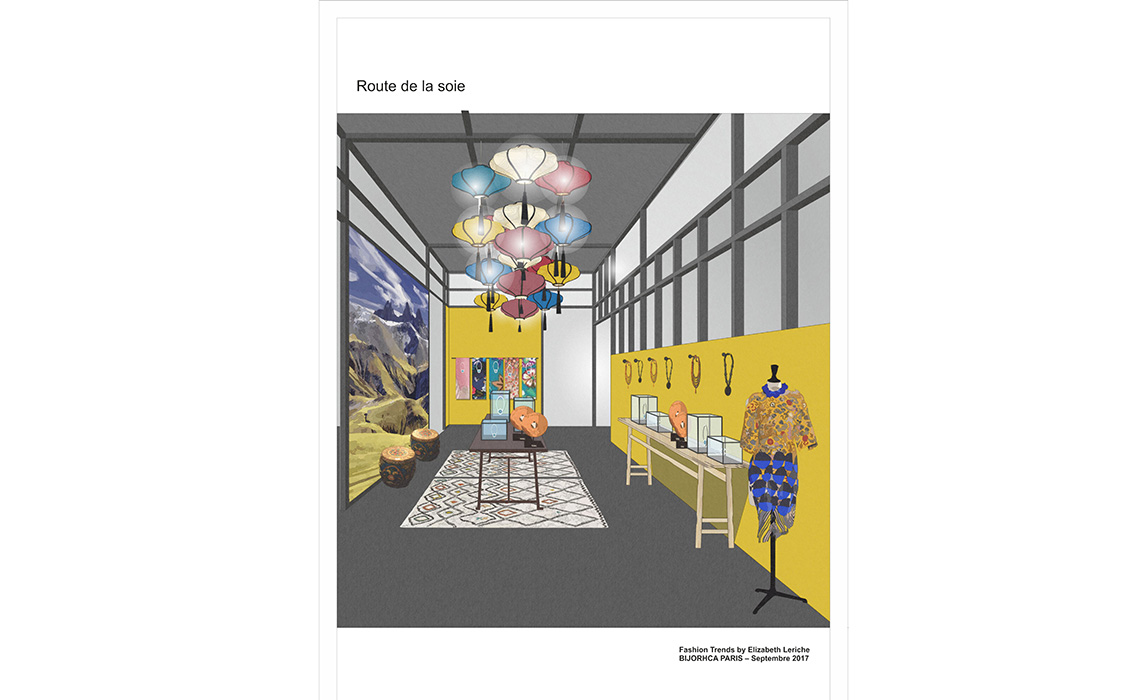 L espace tendance au salon bijorhca paris guide joailliers - Salon paris septembre 2017 ...