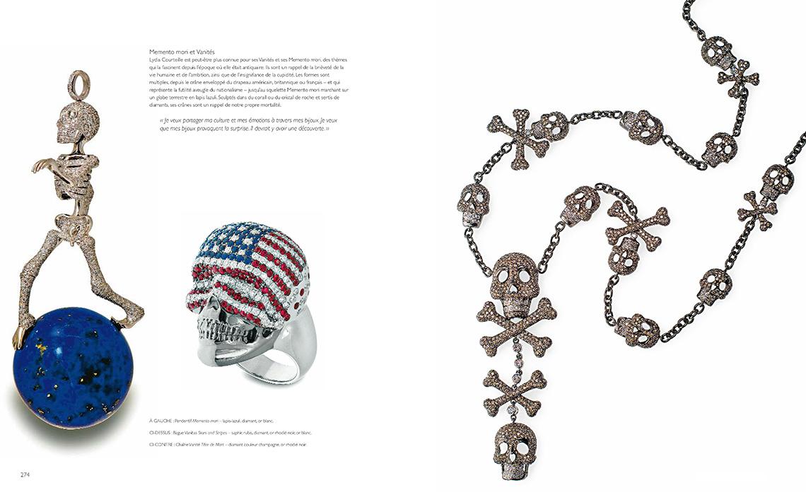 Un livre pour Noël: Les plus beaux bijoux de femmes joaillières