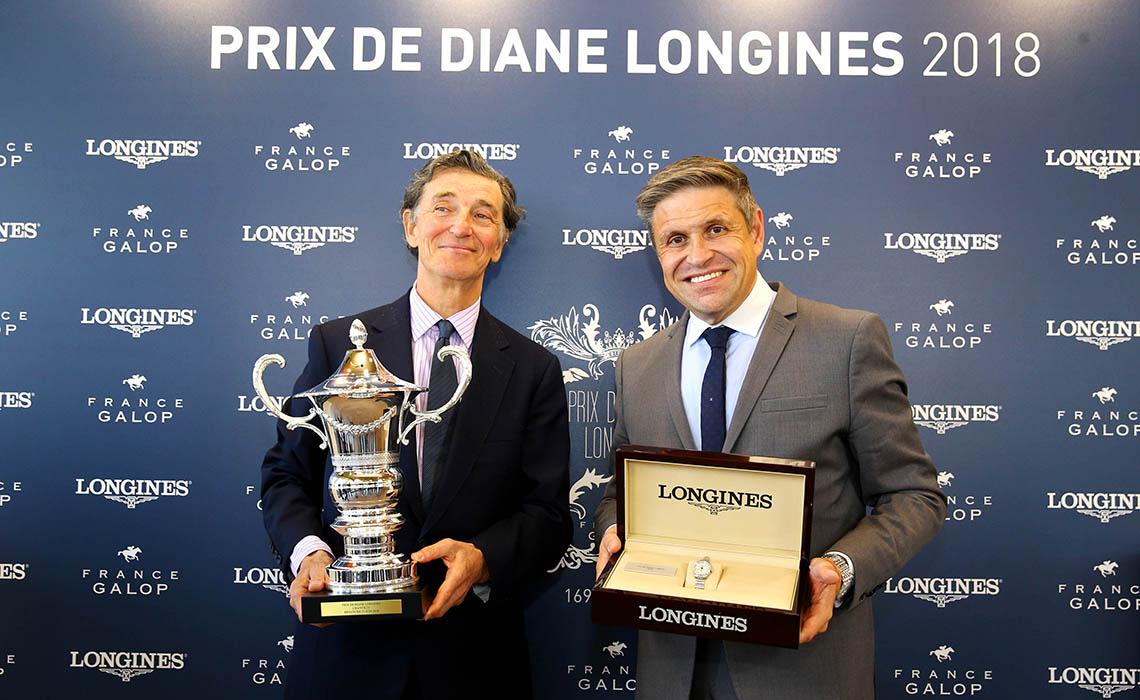 Le Prix de Diane Longinesc'est Party!