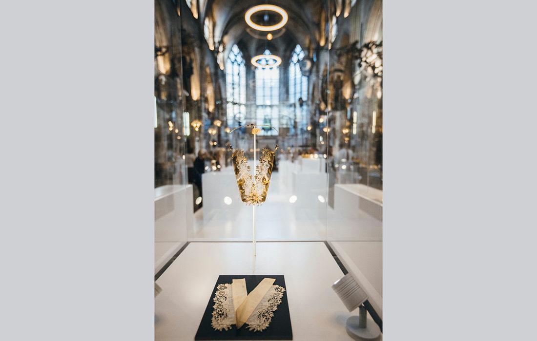 Exposition «L'or des Secrets» de Sara Bran à Rouen