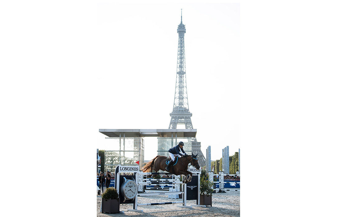 Longines Paris Eiffel Jumping : quand la performance rejoint l'élégance