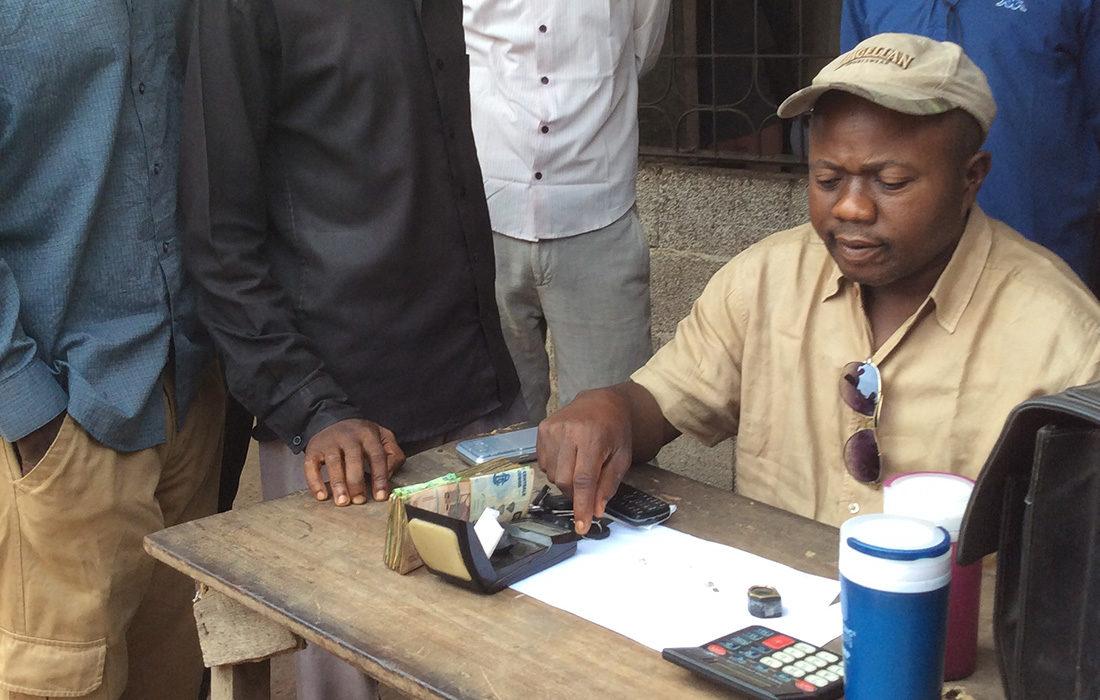 Carnet de voyage : les diamants du Congo