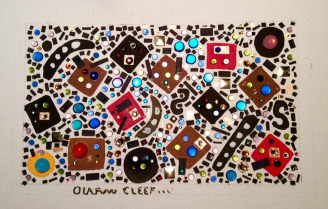 Hommage à Olaf van Cleef