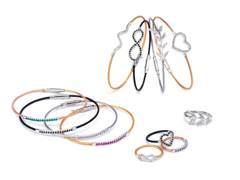 Charriol dévoile sa collection de bijoux à Baselworld