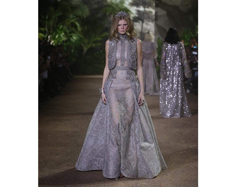 La Haute Couture résiste à Paris !