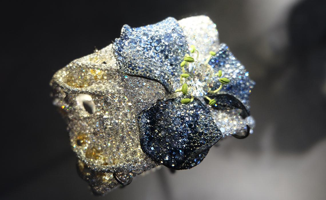 Les trésors joailliers de la Biennale des Antiquaires