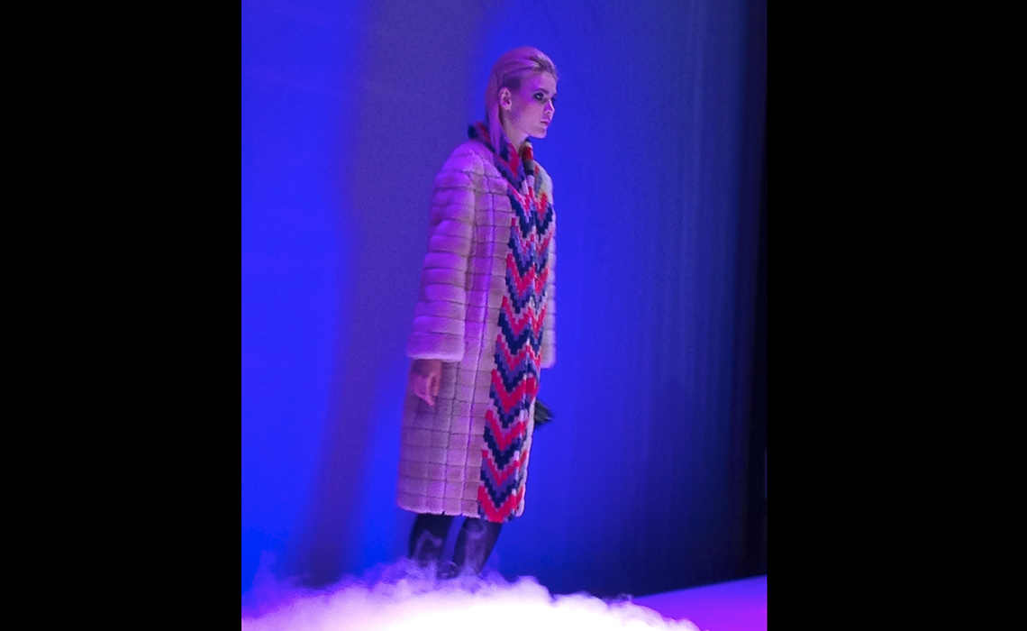 La Fashion Week de Saint-Pétersbourg ouvre ses portes !