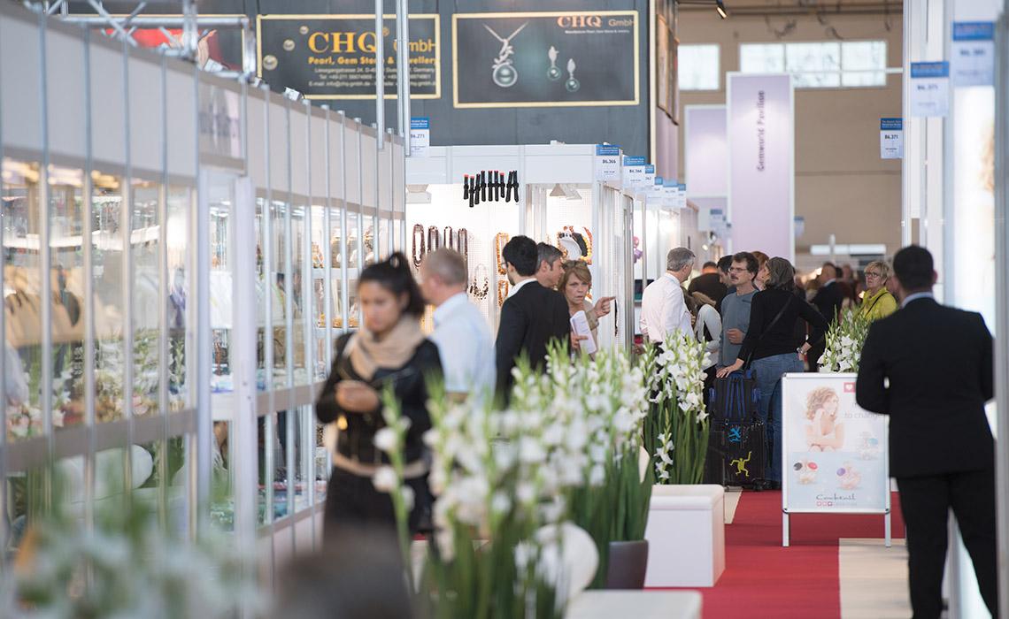 Avis de concours de création du salon The Munich Show -Gemworld