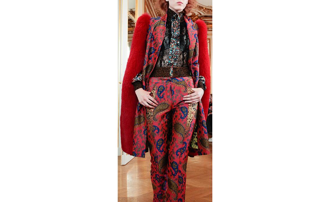 L'Oriental Fashion Show se dévoile au Crillon