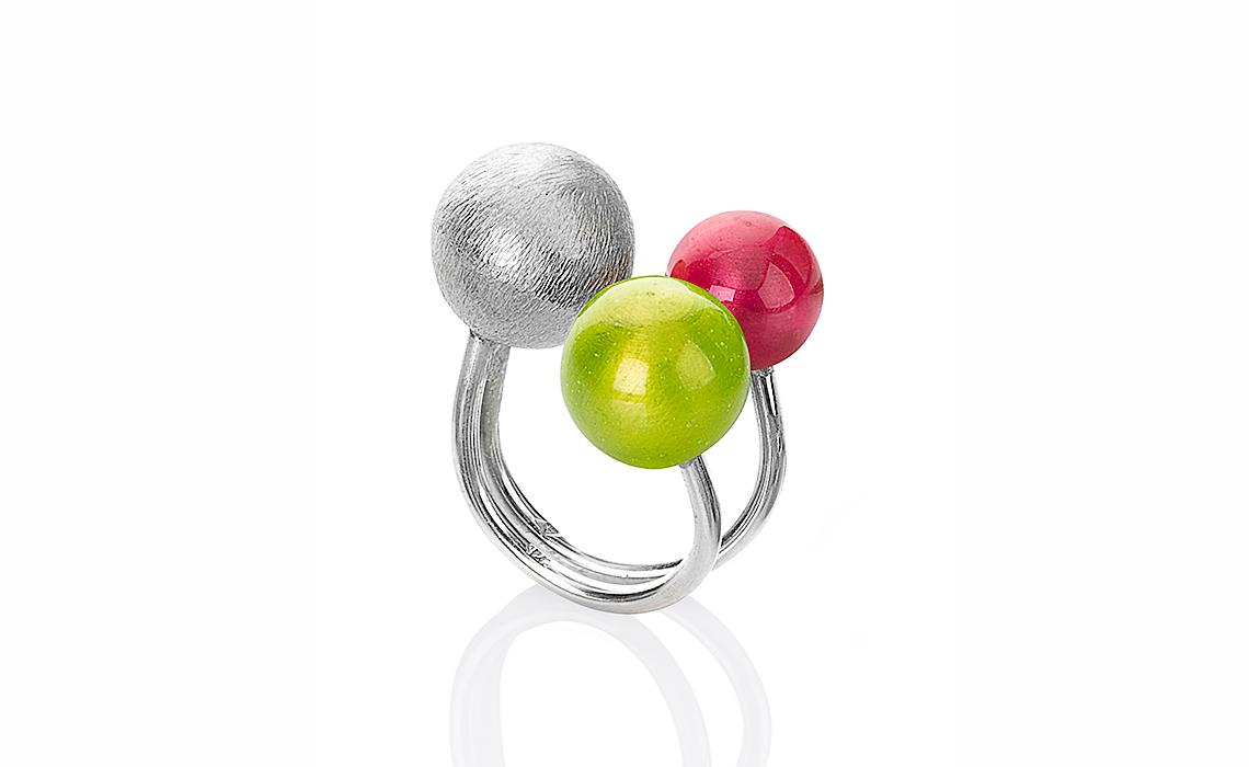 Sipora Aguia, des bijoux pour une colorthérapie !