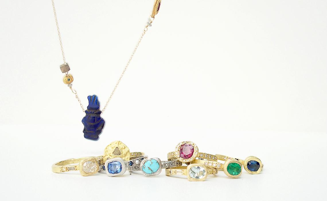 La Galerie Elsa Vanier célèbre les 10 ans de création d'Esther Assouline