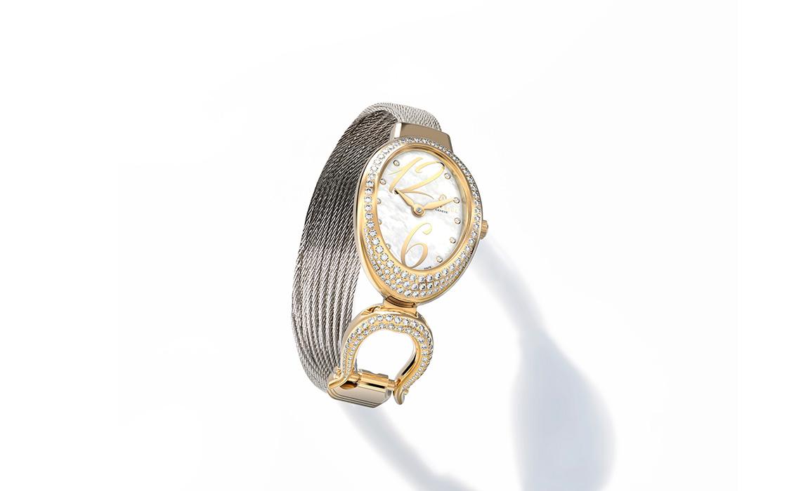Charriol dévoile sa montre glamour «Marie-Olga»