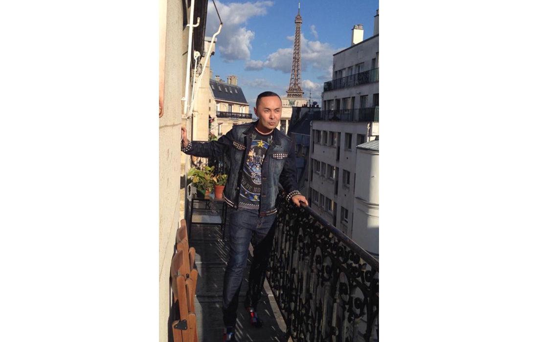 Rencontre : Zhandarbek Sarsebayev, un personnage venu du Kazakhstan !