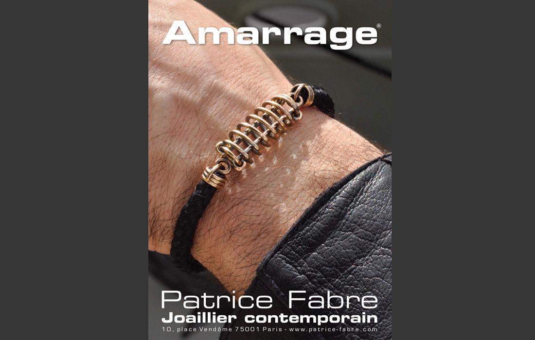 Patrice Fabre prend un nouveau cap avec sa collection Amarrage