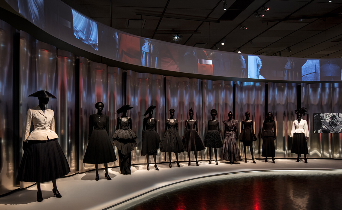 Dressed for Success: World-class Dior retrospective opens in Denver