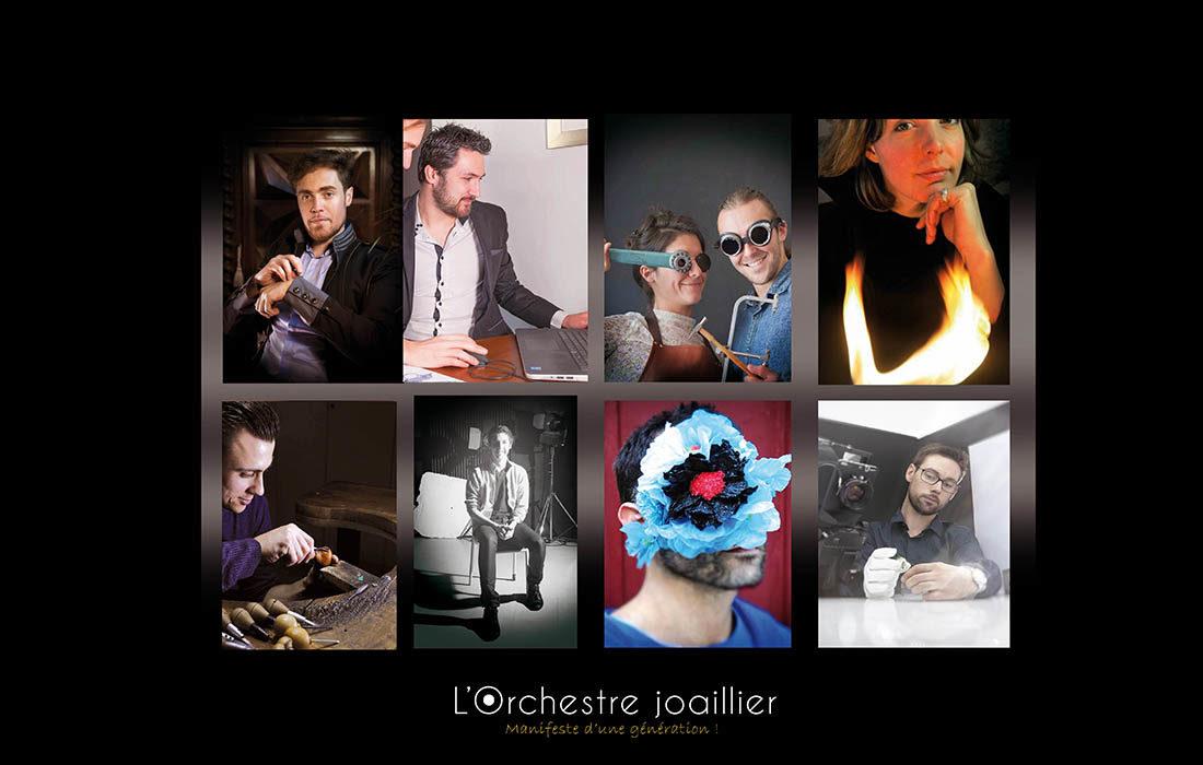 Les Maestros de l'Orchestre Joaillier !