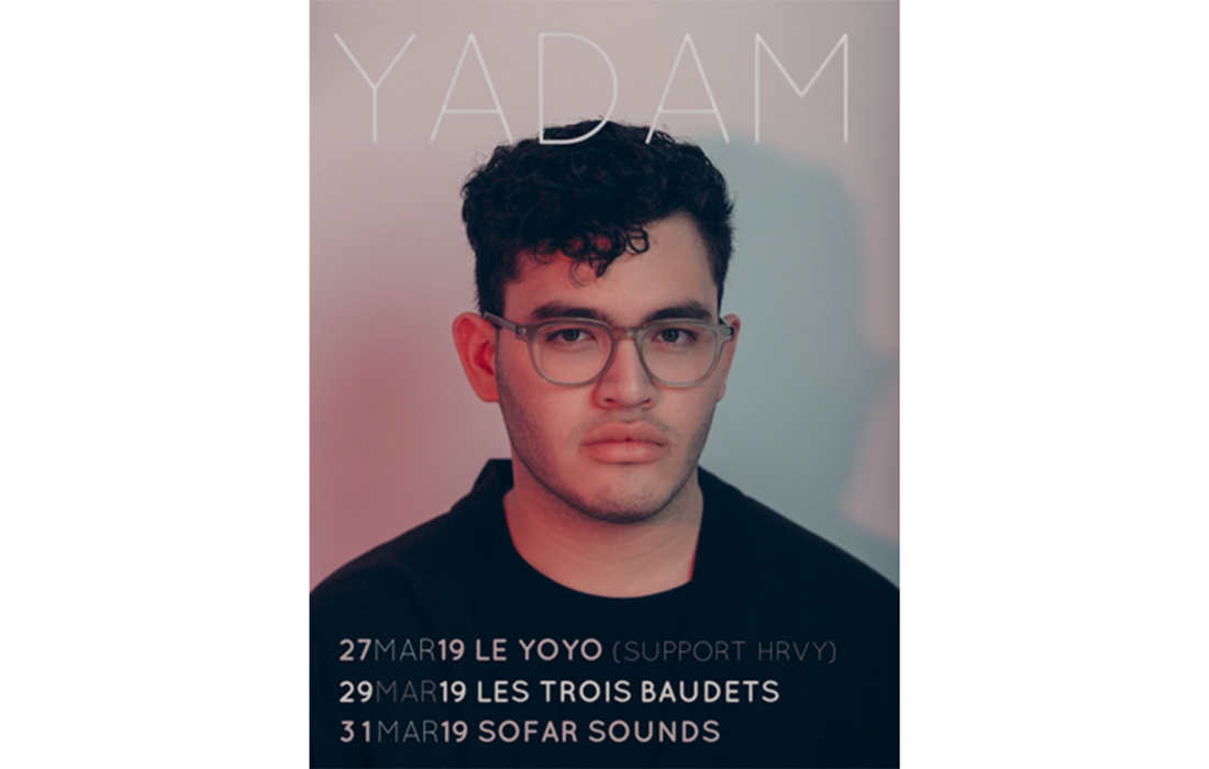 YADAM: Une voix en or!