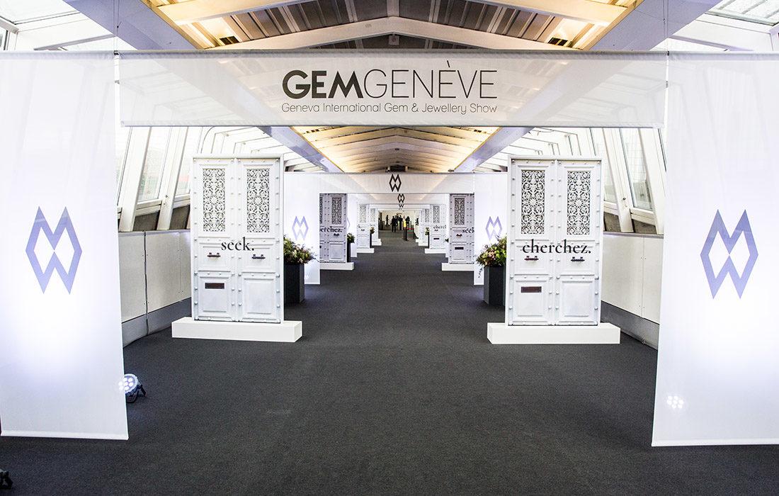 Le salon GemGenève ouvre bientôt ses portes!