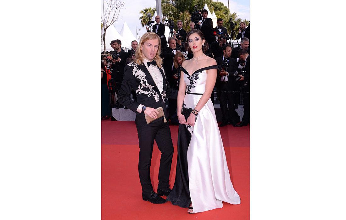 La maison Charriol illumine le tapis rouge à Cannes