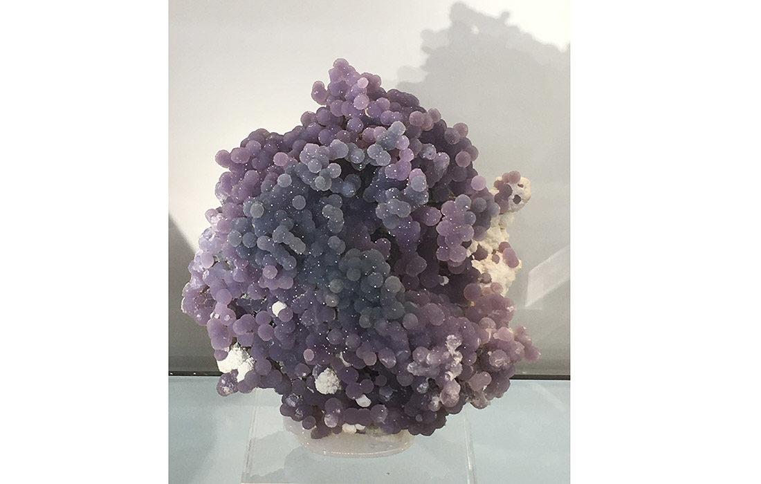 Précieuses découvertes au salon Mineral & Gem