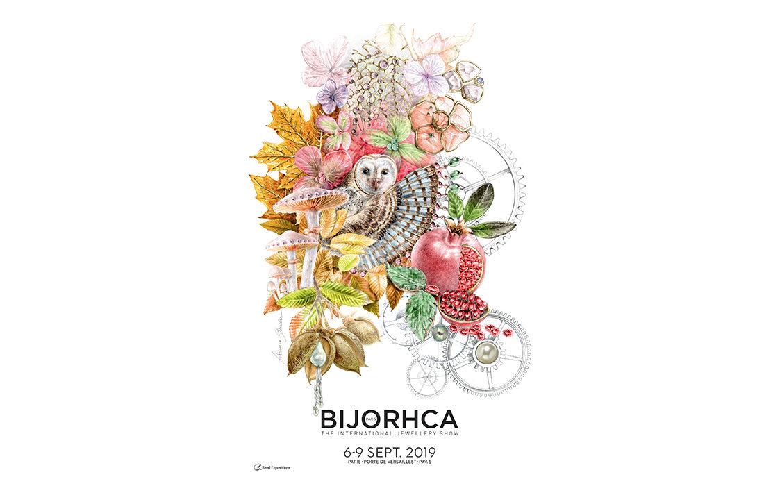 Bijorhca Paris : un tour du salon de la bijouterie-horlogerie à 360 degrés