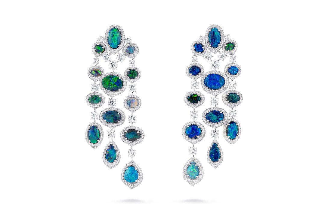 Haute Joaillerie : Blue forever