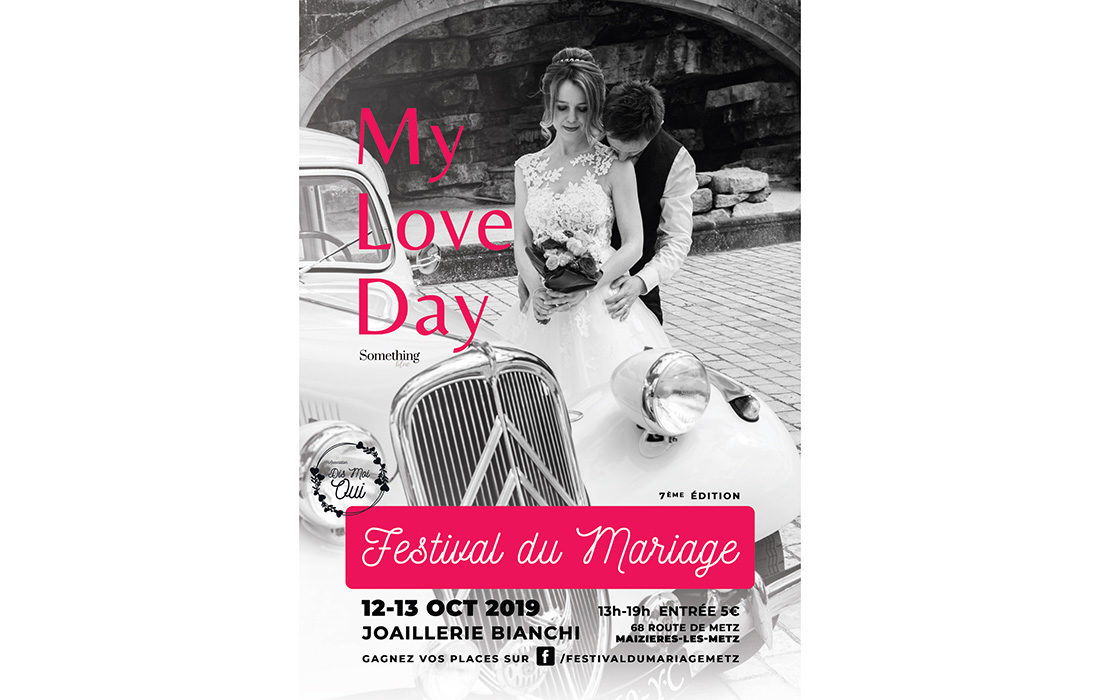 La Maison Bianchi vous invite au My Love Day !