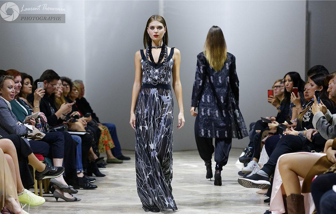 La marque russe Fabric Fancy défile pour la première fois à Paris!
