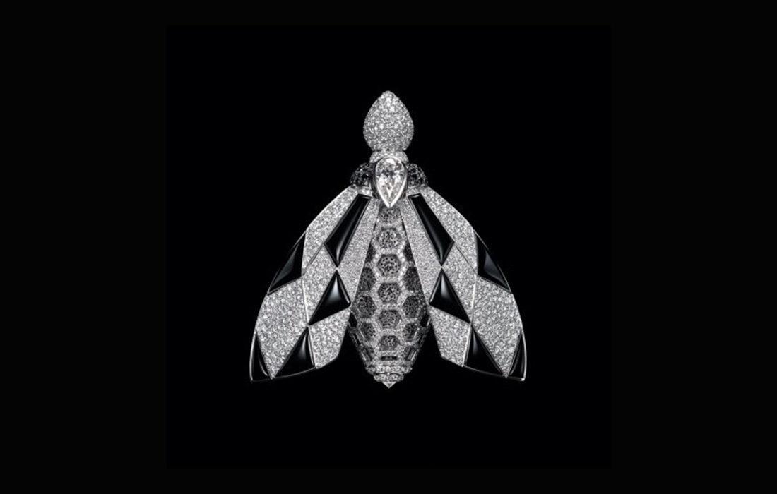 L'abeille: l'emblème royal de Guerlain