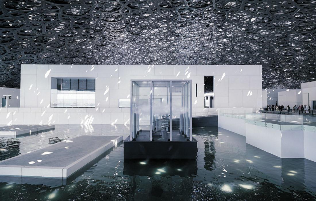 Le Nuage Parfumé de Cartier au Louvre Abu Dhabi