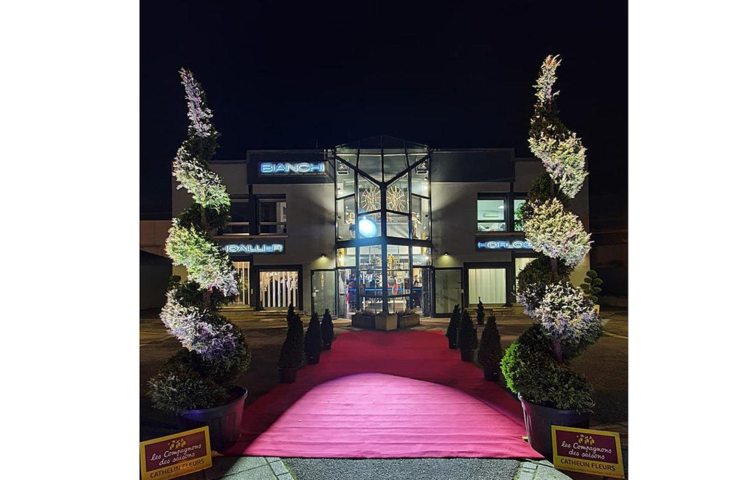 La maison Bianchi lance Fireworks en hommage à Versailles