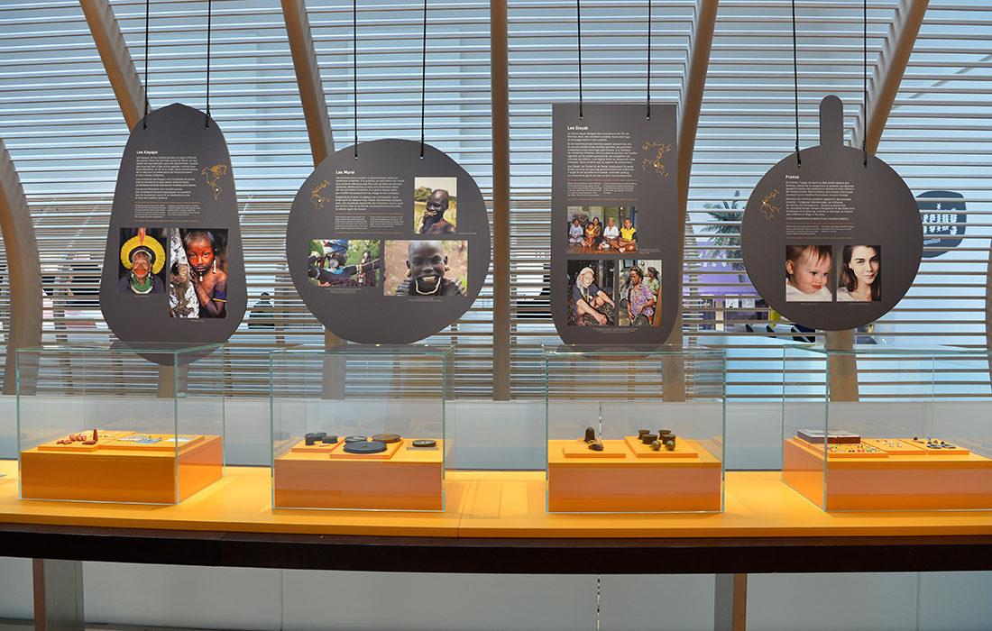Exposition au musée de l'Homme: le piercing sous le regard des sciences humaines