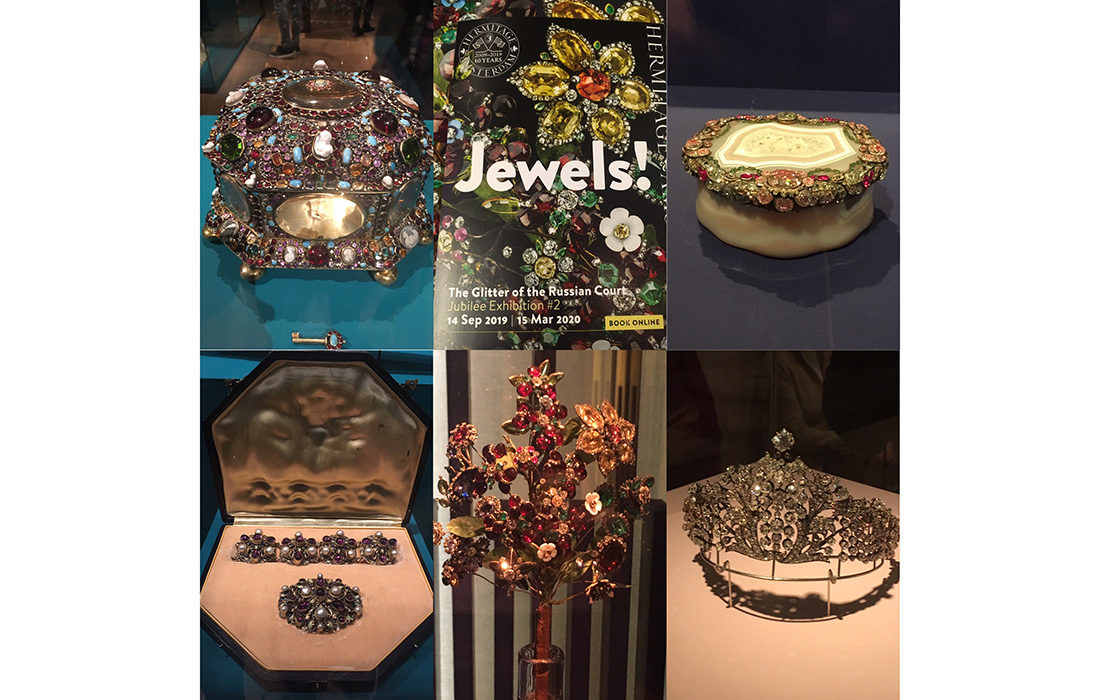 Le musée Hermitage-Amsterdam dévoile sa fastueuse exposition Jewels !