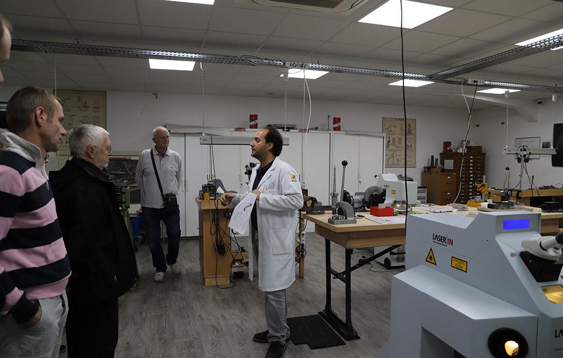 Au cœur d'une expérience unique: venez participer aux ateliers Bianchi !