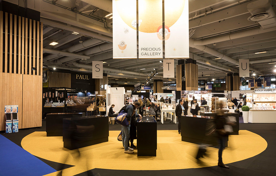 Bijorhca : l'unique salon du bijou international à Paris